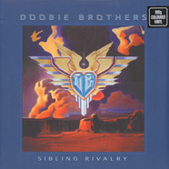 Doobie Brothers, The - Sibling Rivalry Orange Vinyl Edition