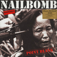 Nailbomb - Point Blank Red Vinyl Edition