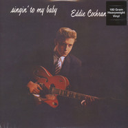 Eddie Cochran - Singing' To My Baby 180g Vinyl Edition