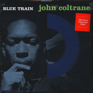John Coltrane - Blue Train Colored Vinyl Edition