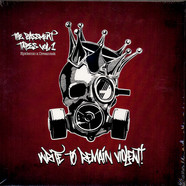 Epidemic & Dreamtek - The Bassment Tapes Volume 1 : Write To Remain Violent