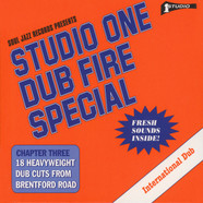 Soul Jazz Records presents - Studio One - Dub Fire Special