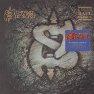 Saxon - Solid Ball Of Rock Silver Vinyl Edition