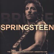 Bruce Springsteen - Human Rights Broadcast - Buenos Aires 1988