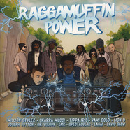 V.A. - Raggamuffin Power
