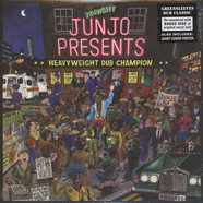 Henry JunjoLawes - Junjo Presents: Heavyweight Dub...