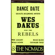 Wes Dakus And The Rebels & The Nomads - Cassette Fireball 100