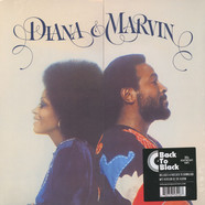 Marvin Gaye & Diana Ross - Diana & Marvin Back To Black Edition