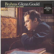 Glenn Gould - 10 Intermezzi For Piano 180g Vinyl Edition