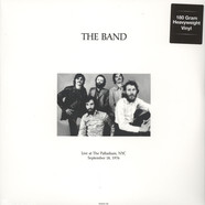 Band, The - Live At The Palladium, NYC  September 18,1976 WNEW-FM 180g Vinyl Edition