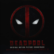 Tom Holkenborg aka Junkie XL - OST Deadpool Red & Black Starburst Vinyl Edition