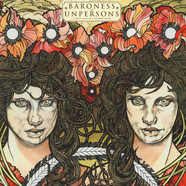 Baroness / Unpersons - A Grey Sigh In A Flower Husk Red Vinyl Edition