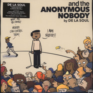 De La Soul - And The Anonymous Nobody Black Vinyl Edition
