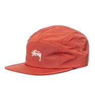 Stüssy - Nylon Poly Stock Logo Camp 5-Panel Cap