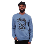 Stüssy - Stock Link Crewneck Sweater
