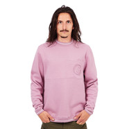 Stüssy - Pocket Panel Crewneck Sweater