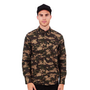 Carhartt WIP - Camo Painted Shirt