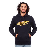 Carhartt WIP - Hooded Painted Script Sweater