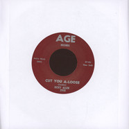 Ricky Allen / Junior Wells - Cut You Loose / Cha Cha Cha In Blue