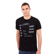 Cure, The - Lets Go To Bed T-Shirt