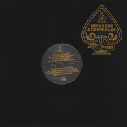 Lord Finesse - Midas Era A Cappellas (Rare & Unreleased)