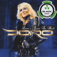 Doro - Love's Gone To Hell Black Vinyl Edition