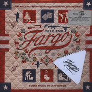 Jeff Russo - OST Fargo (TV Series) Season 2 White Vinyl Edition