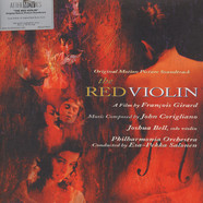 Joshua Bell - OST The Red Violin Black Vinyl Edition