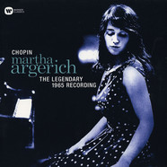 Martha Argerich - Chopin - The Legendary 1965 Recordings
