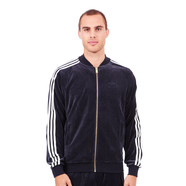 adidas - Velour SST Track Top