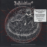 Inquisition - Bloodshed Across The Empyrean Altar Beyond The Celestial Zenith White Vinyl Edition
