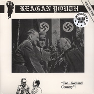 Reagan Youth - Volume Two Clear Vinyl Edition