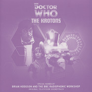 Brian Hodgson & The BBC Radiophonic Workshop - OST Doctor Who - The Krotons (Original TV Soundtrack)