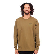 Patagonia - Fitz Roy Trout Cotton Longsleeve