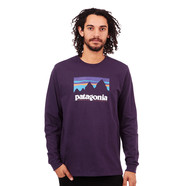 Patagonia - Shop Sticker Cotton Longsleeve