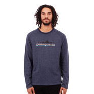 Patagonia - Nightfall Fitz Roy Lightweight Crew Sweater