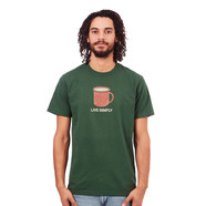 Patagonia - Live Simply Mornings Cotton Poly Responsibili-Tee T-Shirt