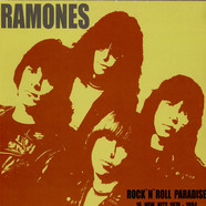 Ramones - Rock 'N' Roll Paradise: 16 New Hits 1979 - 1984