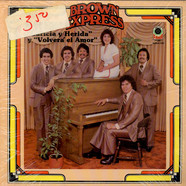 Brown Express - Caricia Y Herida