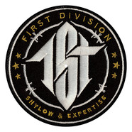 First Division - This Iz Tha Time Black Vinyl Edition
