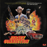 Enforcers, The (K-Def & El Da Sensei) - The Jersey Connection Black Vinyl Edition