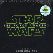 John Williams - OST Star Wars: The Force Awakens Hologram Cover Edition