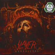 Slayer - Repentless Clear / Red / Blue Splatter Vinyl Edition
