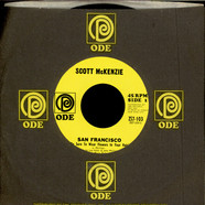 "Scott McKenzie - San Francisco ""Wear Some Flowers In Your Hair"""
