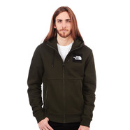 The North Face - Fine Full Zip-Up Hoodie