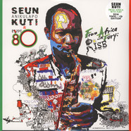 Seun Kuti & Egypt 80 - From Africa With Fury: Rise 2016 Edition