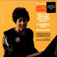 Aretha Franklin - The Electrifying 180g Vinyl Edition