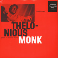 Thelonious Monk - Genius Of Modern Music - Volume 2 180g Vinyl Edition