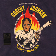 Robert Johnson - Genius Of The Blues - The Complete Master Takes