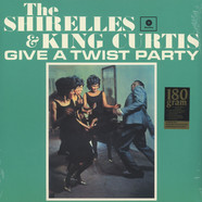 Shirelles & King Curtis - Give A Twist Party